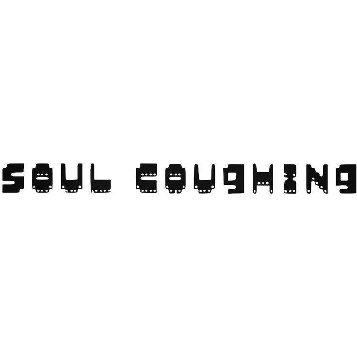 Soul Coughing Rock Band Logo Vinyl Decal Sticker  BallzBeatz . com