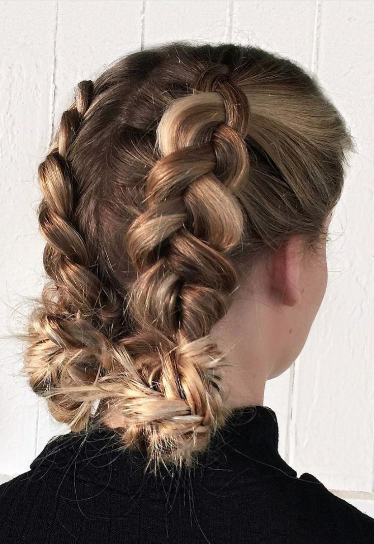 Pin by Glamour Paris on Coiffure / Hairstyle in 2019