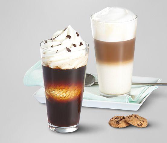 Szklanki do #latte #macchiato, 2 sztuki #tchibo