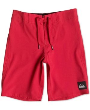 Quiksilver Everyday Kaimana Board Shorts, Toddler & Little Boys (2T-7) - Red 6