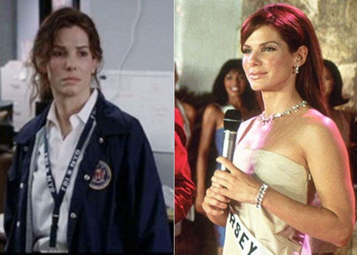 Top 10 Makeover Movies You should Watch - Miss Congeniality