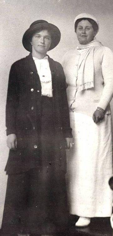 Grand Duchess Olga Nikolaievna Romanova, Anna V., best friend of Empress Alexandra