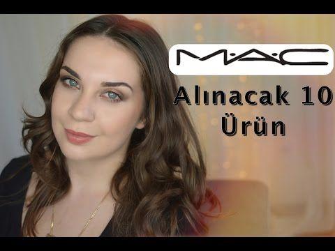 MAC'ten Alınacak 10 Ürün - YouTube