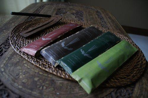 Natural fat stick incenses. -Bali Sprit -Ritual Essence -Sacred Flowers -Lemongrass