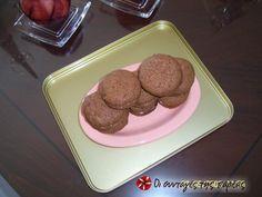 Μπισκότα γεμιστά με μερέντα #sintagespareas