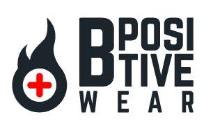 Logo donkere kleding