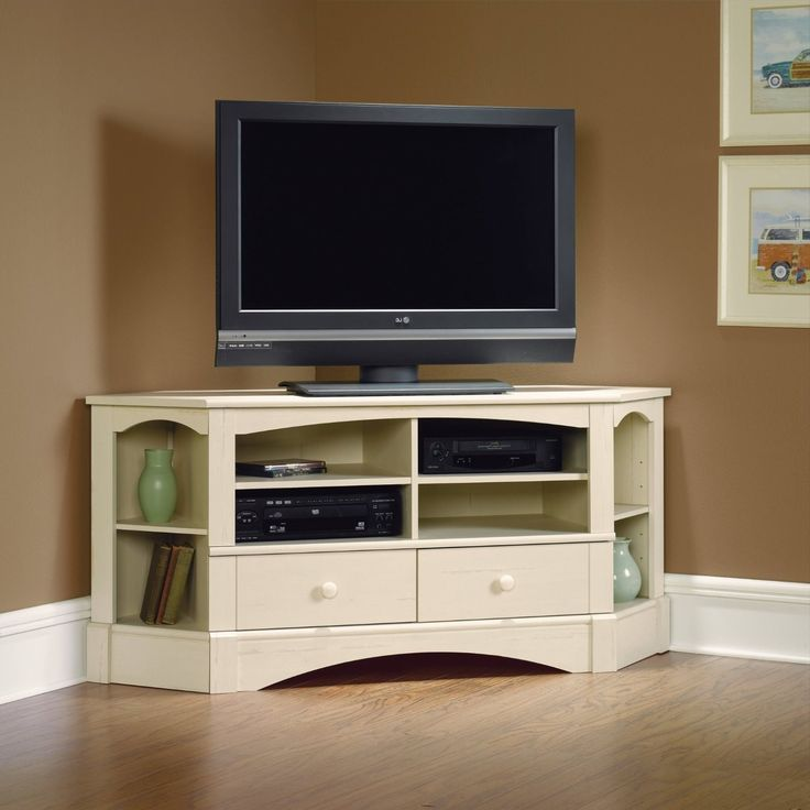 Tv cabinet in living room for Armoire tv design