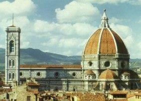 Uno de los iconos más importantes de la arquitectura renacentista