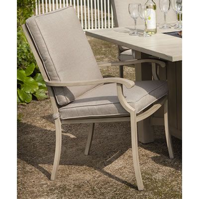 Portland Dining Chair With Cushion    68723172C    Garden Furniture World. 12 best Garden levels images on Pinterest   Garden levels