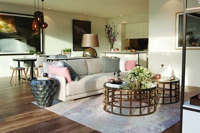 Darren Palmer gives new apartment complex his designer touch