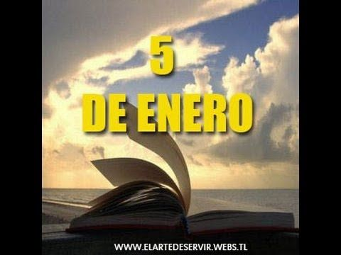 Lectura de la Biblia en un año (Enero 5 Biblia en Audio NVI)