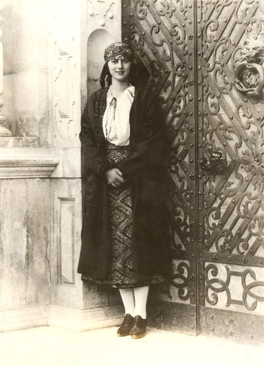 Princess Ileana of Romania Gallery / Princess Ileana of Romania Press Photo 1926