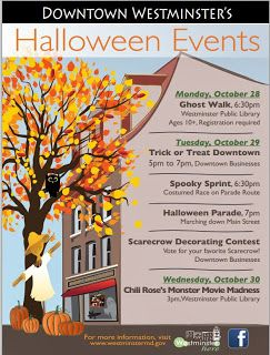 annual westminster halloween parade tuesday october 29 700 pm westminster maryland online http - Halloween Events Maryland