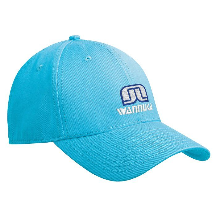 New Era Structured Stretch Fit Cap - 24 hr (Item No. 118152-24HR) from only $11.50 ready 4imprint - low minimum. $15 each. Possible impeach embroidery hat.
