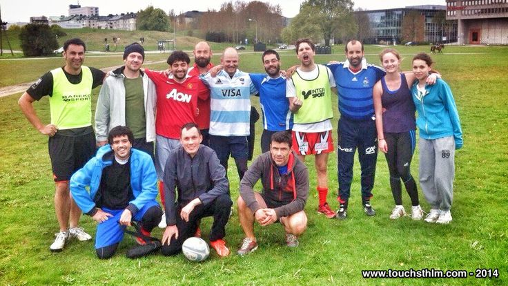 31st touch session