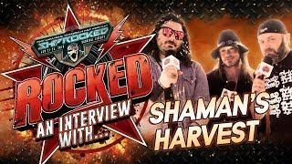 Shamans Harvest Talk Shiprocked 2017 Success and Tease The Tour Manager   Shiprocked 2018   Rocked