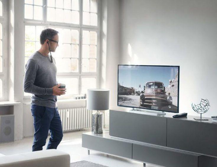 Sennheiser Headphones Help You Hear Your TV