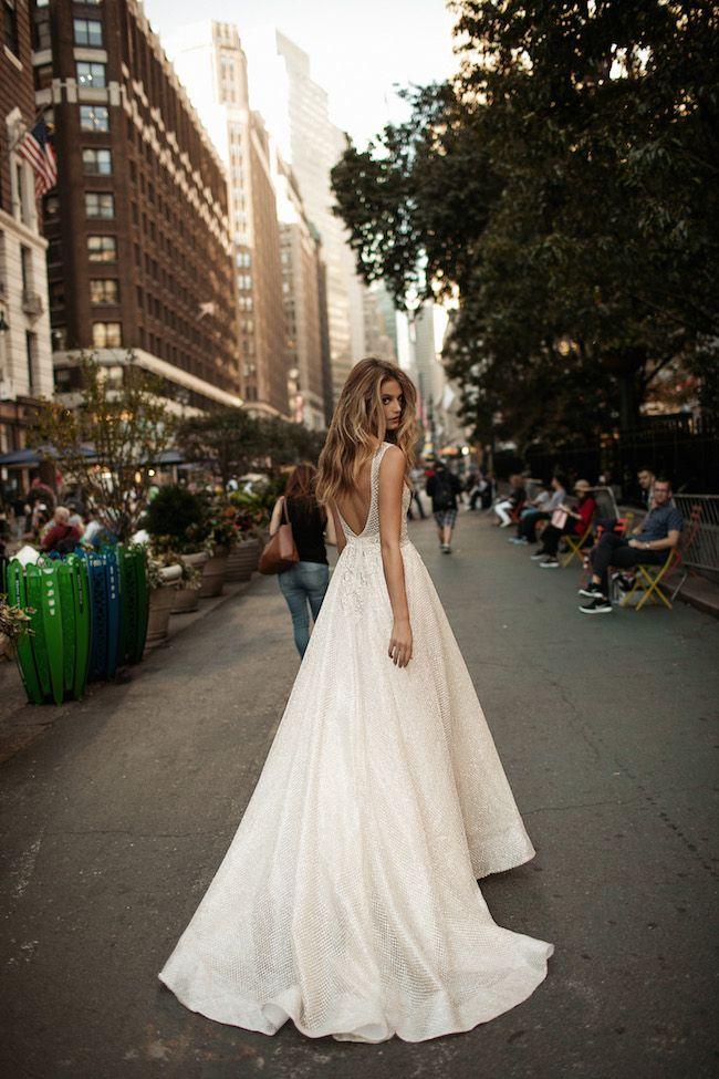 See Berta's stunning new Wedding Dresses here: http://www.confettidaydreams.com/berta-wedding-dresses/  via @confettidaydreams featuring @bertabridal