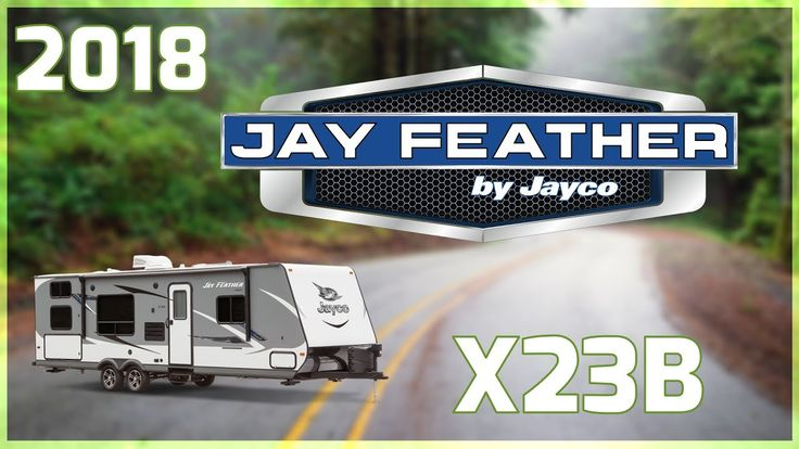2018 Jayco Jay Feather X23B Hybrid Travel Trailer RV For Sale All Seasons RV Supercenter Buy this 2018 Jay Feather X23B now at http://ift.tt/2wXS8UG or call All Seasons RV today at 231-760-8772!  Escape the mundane and head out for an amazing adventure with this lightweight 2018 Jay Feather X23B travel trailer from All Seasons RV.  This quality Jayco hybrid trailer is built on a Norco NexGen frame with an integrated A-frame and double axles.   Expandable tent-style beds fold out from both…