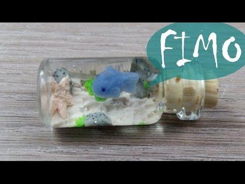 Heute zeige ich euch wie man sich ein kleines Aquarium bastelt :) Die…