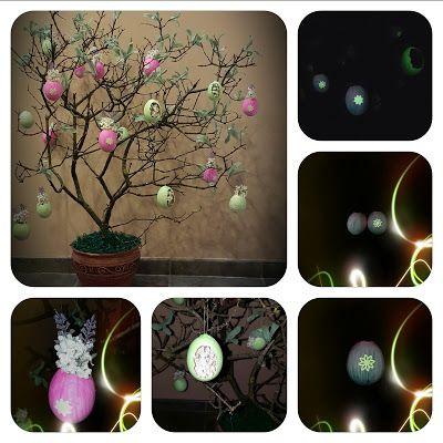 Ötletes Blog: Különleges tojásfa