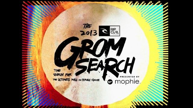 Rip Curl Gromsearch 2013 National Final Teaser