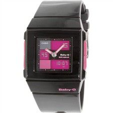 Baby-G-Womens-Black-Watch