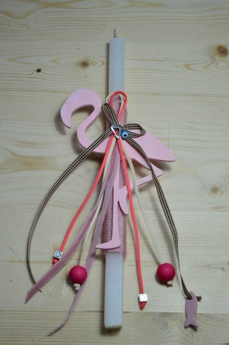 Ioanna's Notebook - DIY Easter Candles