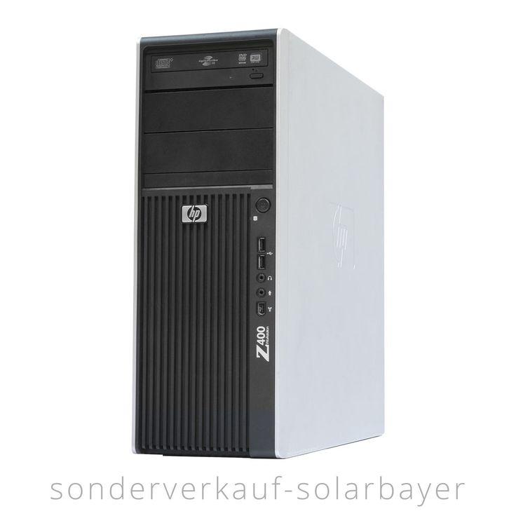 HP Z400 Workstation Xeon X5672 3,2GHz 16GB RAM 128GB SSD 1TB HDD Quadro 2000 W10 in Computer, Tablets & Netzwerk, Desktops & All-in-One-PCs, PC Desktops & All-in-Ones | eBay!