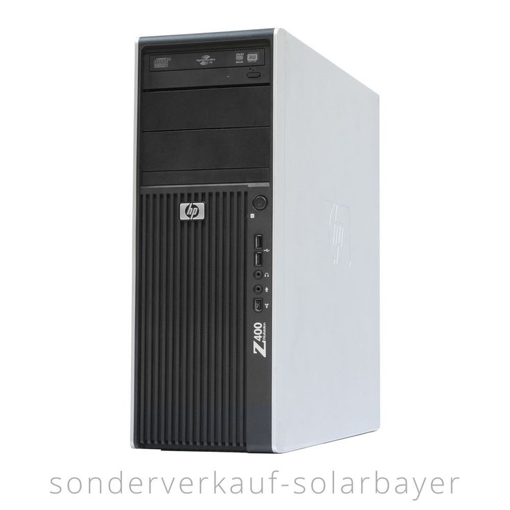 HP Z400 Workstation Xeon X5672 3,2GHz 16GB RAM 128GB SSD 1TB HDD Quadro 2000 W10 in Computer, Tablets & Netzwerk, Desktops & All-in-One-PCs, PC Desktops & All-in-Ones | eBay!