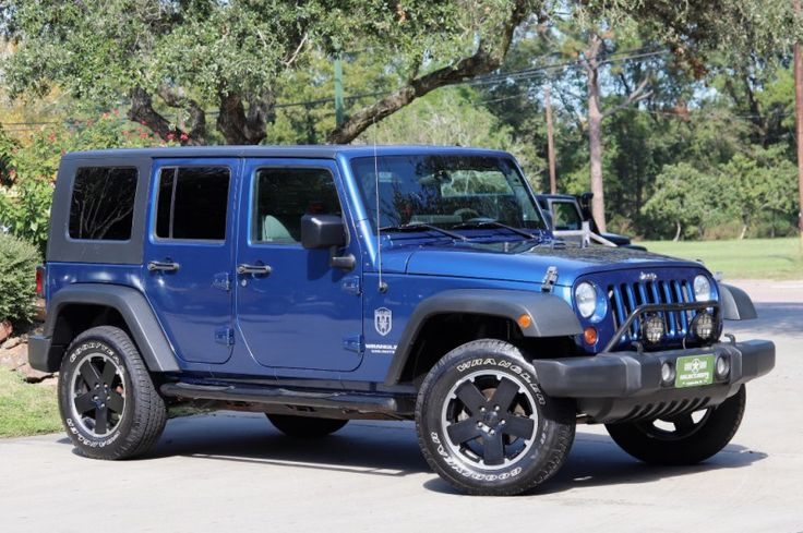 2010 Jeep Wrangler Unlimited $0 http://www.selectjeeps.com/inventory/view/10444957