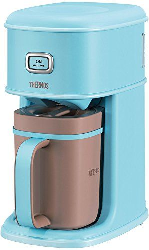 THERMOS ice coffee maker 066L ECI660 MBL Mint Blue -- You can find more details by visiting the image link-affiliate link.