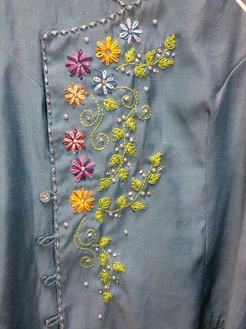 stitch embroditery