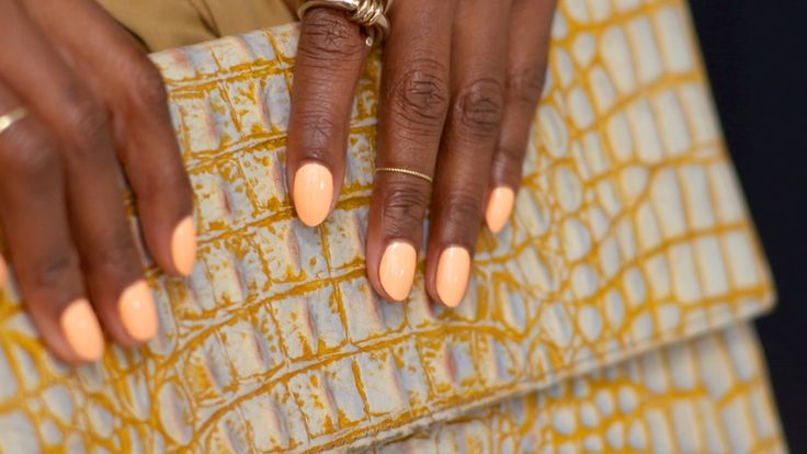 Real Time Fashion: Creamy Pastel Nails Are the Summer Trend to Try Now