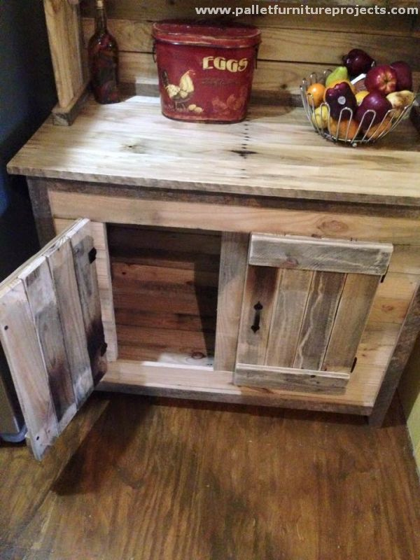 Kitchen Island Made With Pallets 1031 best pallet why not? images on pinterest | pallets, pallet