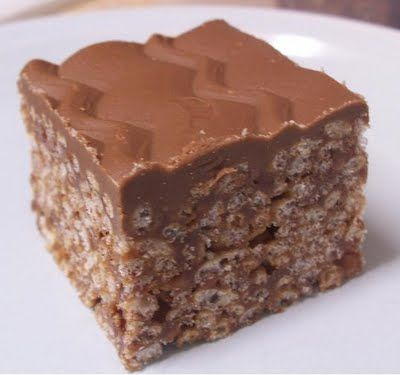 Mars Bar Slice. Super easy, quick...and yummy!