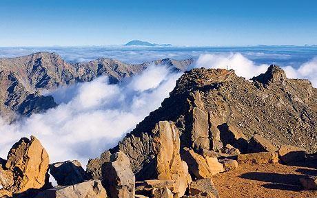 Splendid La Palma was our honeymoon destination.