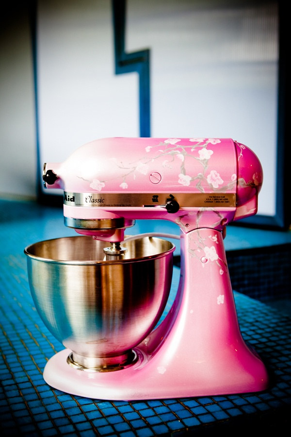 158 Best Kitchen Aid Mixer Couture Images On Pinterest
