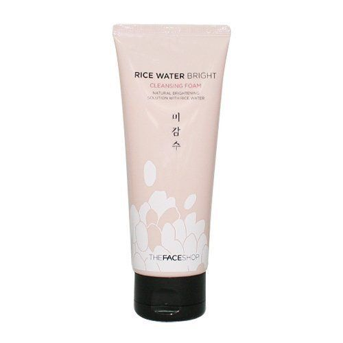 The Face Shop Rice Water Bright Cleansing Foam, http://www.amazon.com/dp/B00FJ2LU2Q/ref=cm_sw_r_pi_awdm_-dJDwb1DC09TB