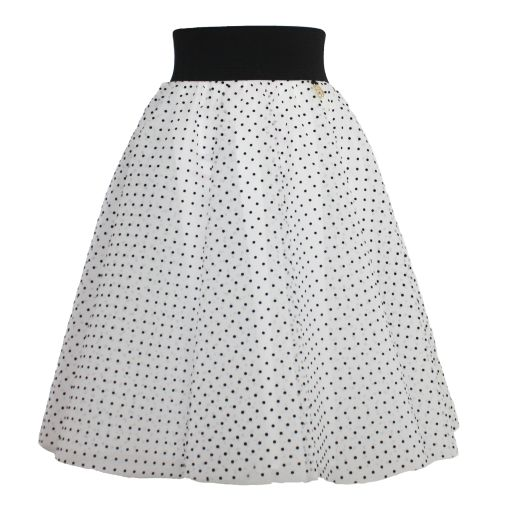 Maraboo by D.N.Gean fairy-tale polka dot skirt $120€