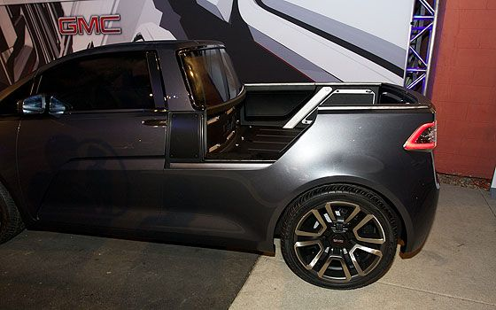 gmc granite compact pickup cool transportation. Black Bedroom Furniture Sets. Home Design Ideas