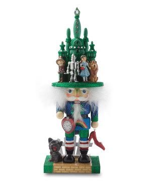 The Wizard of Oz Nutcracker Figurine by #zulily #zulilyfinds
