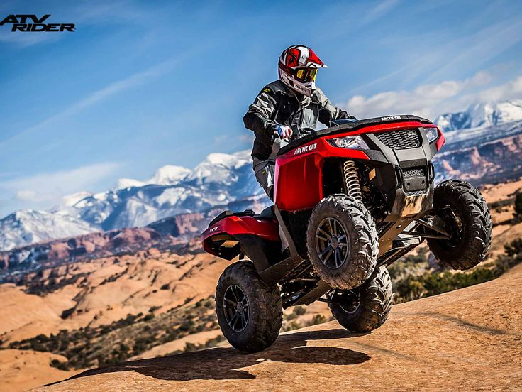 2015 Arctic Cat XR 700 4x4 XT EPS ATV Review