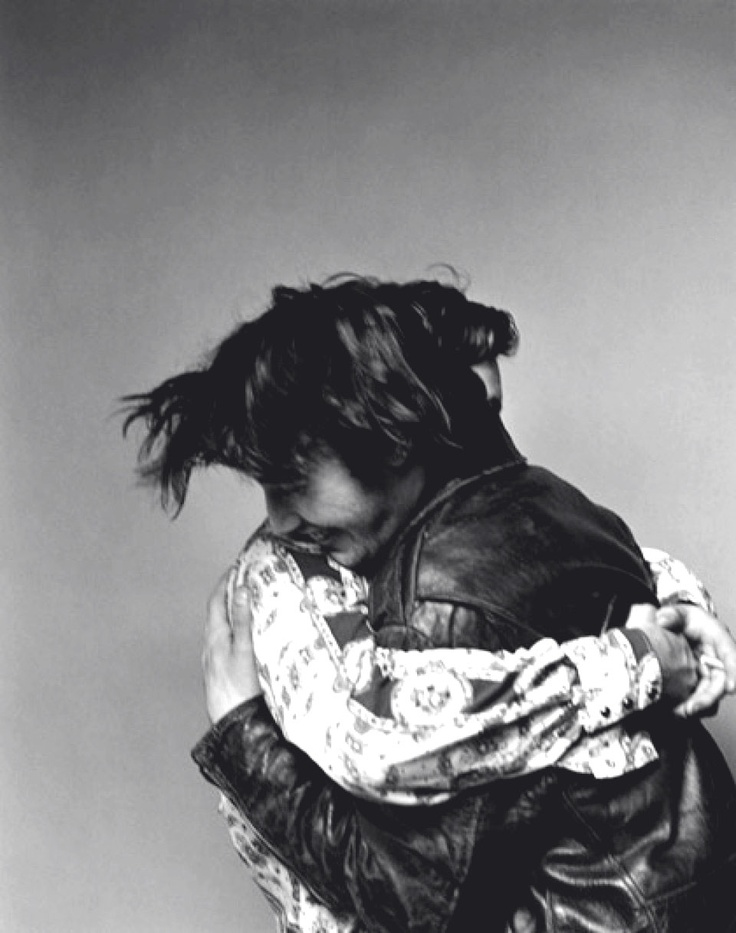 "River Phoenix & Keanu Reeves - ""All I can say is that, I've never felt a thing like that before in my life. I was very sad. Something beyond sad. I don't know what it is, you just sob and sob for hours. River was a remarkable artist and a rare human being. I miss him every day."" - Keanu Reeves. °"