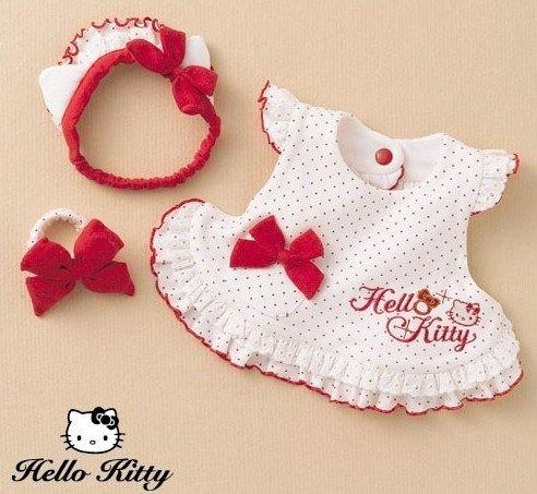 Hello Kitty Baby baby clothing set