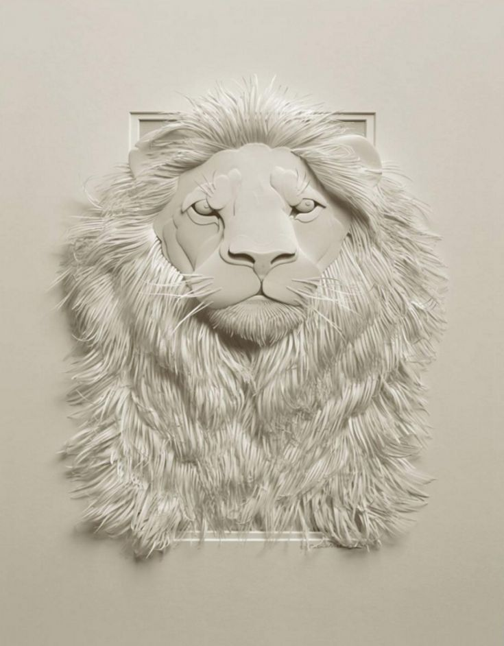 This Canadian artist creates truly jaw-dropping sculptures out of paper