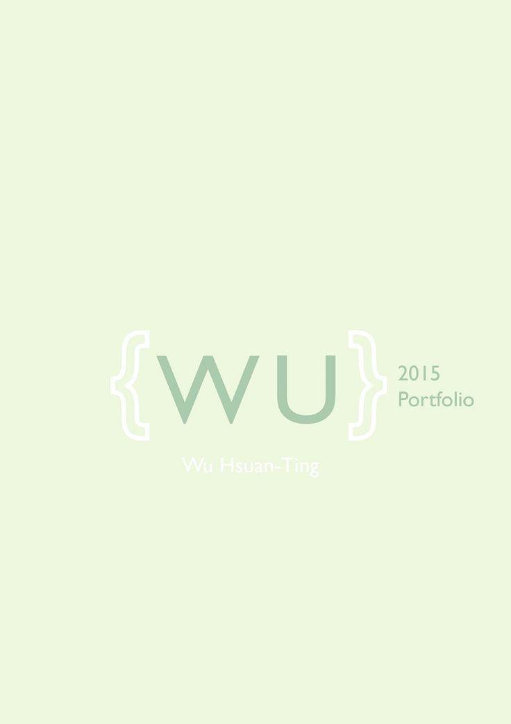 Wu hsuan ting portfolio