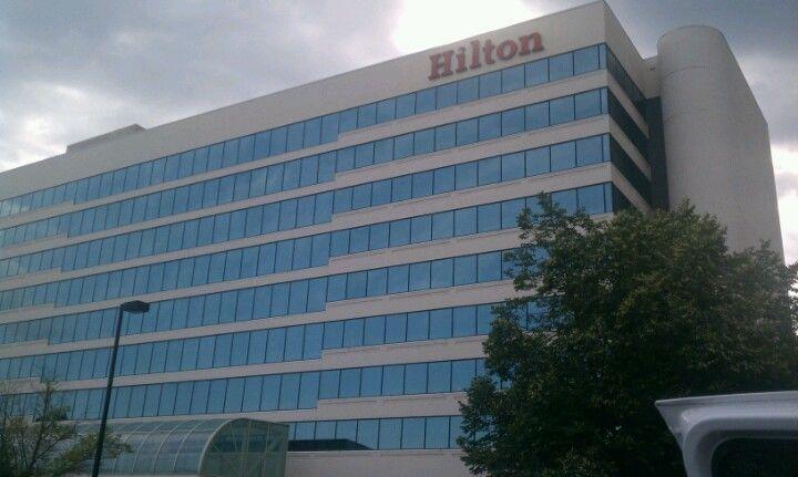 Hilton in Greenville, SC