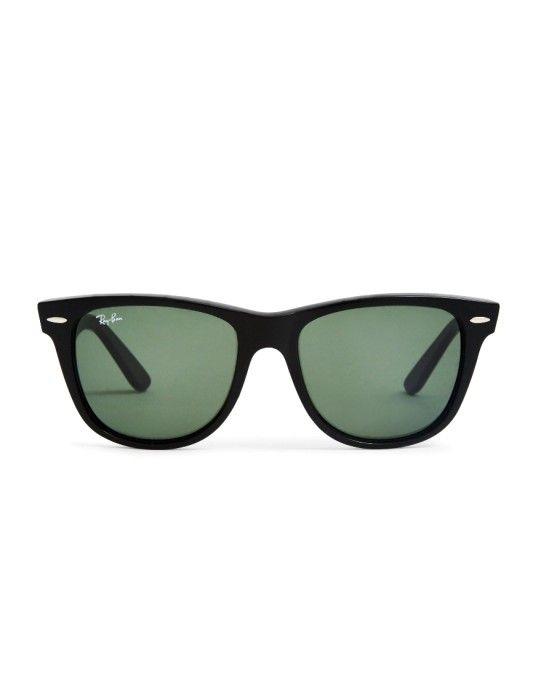 19b5aa67887 Ray-Ban Wayfarer Sunglasses Large RB2140 901 Black