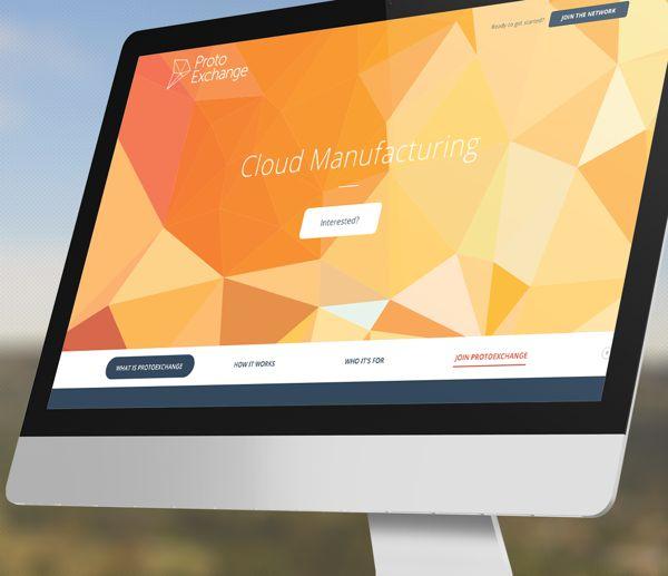 ProtoExchange by Vrrb Interactive, via Behance